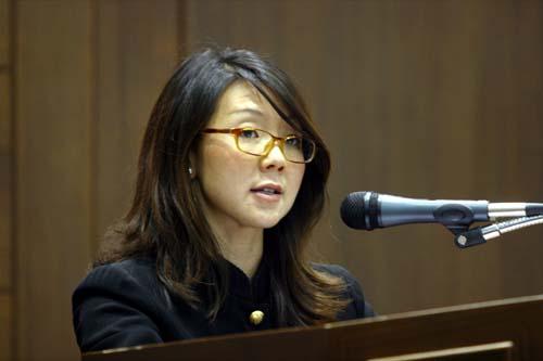 Christine Ahn 2004