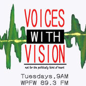 Voices with Vision
